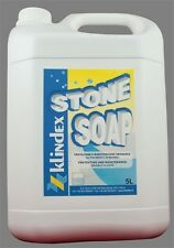 Klindex Professional Stone Soap Cleaner and Impregnating Sealer 2 in 1 5L