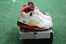 Nike Air Jordan 5 Size 12 - Fire Red (2006)