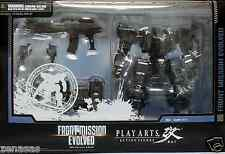 New SQUARE ENIX FRONT MISSION EVOLVED PLAY ARTS Kai Vol.2 Zephyr PAINTED