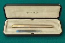 Unused Boxed Parker Sonnet Fountain Pen