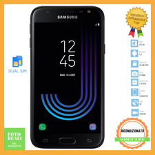 Samsung Dual Sim Galaxy J3 2017 Smartphone Ricondizionato Garanzia 12 Mesi ITA