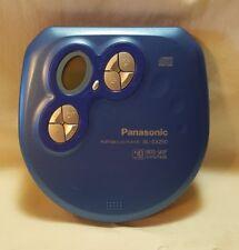 Panasonic SL-SX290 Portable CD Player 40 Seconds Anti-Skip