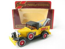 Matchbox Models Of Yesteryear Y-7 Ford Breakdown Truck Shell Issue 2