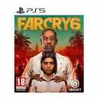 Far Cry 6 (PS5)  PRE-ORDER - RELEASED 07/10/2021 - NEW AND SEALED - FREE POSTAGE