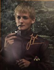 Jack Gleeson Signed 10x8 Photo - Game of Thrones