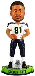 NFL Golden Tate Seattle Seahawks Super Bowl XLVIII Champ Bobble Head