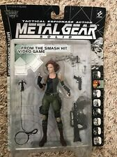 Metal Gear Solid - Meryl Silverburgh Action Figure from McFarlane Toys
