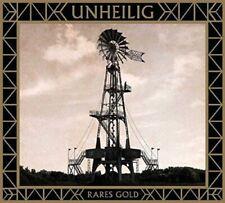 UNHEILIG Rares Gold - 2CD - Digipak (2017) (Limited) Best Of