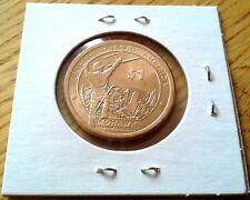2015 P Sacagawea Native American Dollar Coin Uncirculated BU Philadelphia