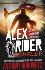 Alex Rider Book 10: Russian Roulette ' Horowitz, Anthony