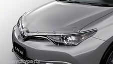 TOYOTA COROLLA BONNET PROTECTOR HATCH MARCH 15 - JUNE 18 NEW GENUINE ACCESSORY