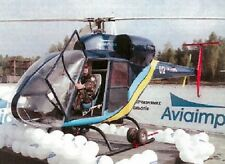 Yanhol Angel Aviaimpex Ukraine Helicopter Wood Model Replica Large Free Shipping