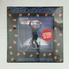GEORGE CARLIN Carlin on Campus ED1001 LP Vinyl SEALED Hype