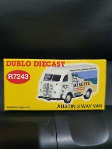 Hornby Dublo Diecast R7243 Austin 3 Way Van Hornby Centenary edition 1/76 scale