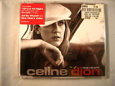 CD Single (B7) -  Celine Dion ‎– One Heart  - 6743482