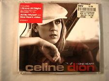 CD Single (B7) -  Celine Dion – One Heart  - 6743482