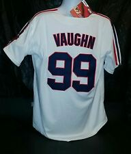 'WILD THING' Ricky Vaughn( Cleveland Indians Major League Movie Jersey 50 large