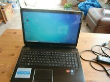New listing Hp Windows 10 17 In 760 Hdd 6 G Ram 64 Bit 1.90Ghz Used Good Cond Some Scratches