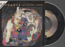 Charts Les Filles De L'Aurore Cd Single calogero