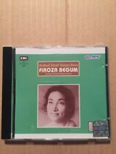 Bulbuli Nirab Nargis Firoza Begum Songs Of Kazi Nazrul Islam Bengali Folk EMI