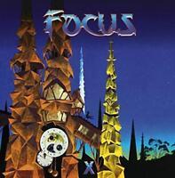 Focus - X (NEW 2 VINYL LP)