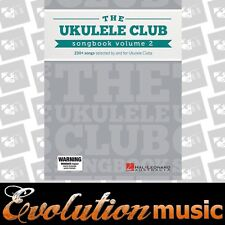 The Ukulele Club Songbook - 250+ Songs - Hal Leonard Song Book Brand New Book 2
