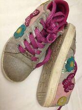 Lelli Kelly - scarpe da ginnastica - grigio brillante con disegni - N° 29  USATE