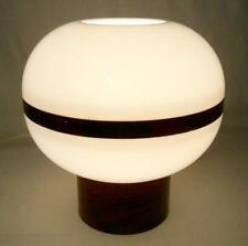 Eames Saarinen Lightolier Era Mid Century Modern Mushroom Table Lamp