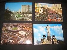 Brasil, Lot of 21 Postcards and 9 Photos  kpc03