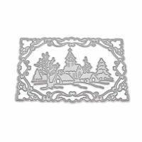 DIY Christmas Winter Cutting Dies Stencil Scrapbook Paper Card Embossing Craft