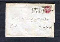 Faltbrief Preussen Ein Silbergroschen - b0456
