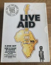 Live Aid 1985 DVD Box Set