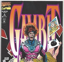 Gambit #2 with Rogue in Honor Amongst Thieves from Jan. 1994 in F/VF con. NS