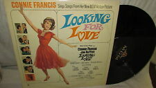 CONNIE FRQANCIS LOOKING FOR LOVE LP SOUNDTRACK MGM