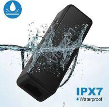 VANZON Portable Wireless Bluetooth Speaker V5.0 Rechargeable Waterproof Outdoor