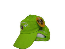 Embroidered Key Lime Green Key West Conch Republic Hat Cap