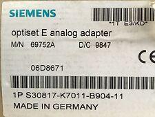 Siemens Hicom Hipath Optiset E Analog Mwst. Rechnung Neu OVP
