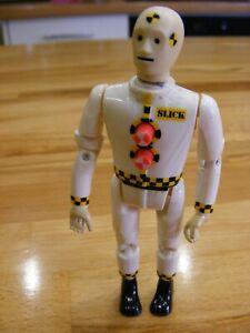 Crash test dummy figure - Slick