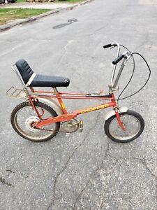 Vintage 1970s Raleigh Chopper MK2 MKII Bicycle
