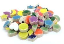 Mini Céramique mosaïque forme TUILES - multi mélange