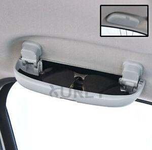 Car Sun Visor Sunglasses Case Holder  For Honda HR-V / Vezel 2014- Glasses Box