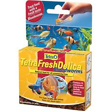 Tetra Fresh Delica Bloodworms 16 X 3gm