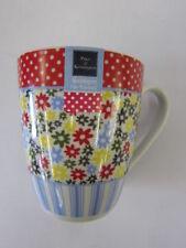 Tazze da cucina floreale in porcellana