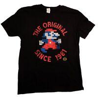 Nintendo Donkey Kong Jumpman Mario 1981 T-shirt Mens Womans S M L XL 2XL 3XL 4XL