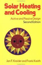 Solar Heating and Cooling: Active and Passive Design-ExLibrary