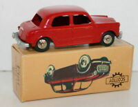 SCOTTOY 1/43 DIECAST MODEL - FIAT NUOVA 1100 - RED