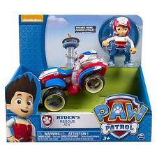 Nickelodeon Paw Patrol Ryder's Rescue ATV Figure & Vehicle