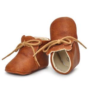 Baby Mädchen weiche Sohle Krippe Schuhe Säugling Prewalker 11cm für 3 6m