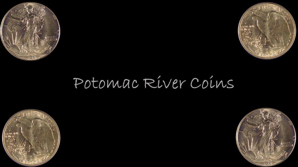 Potomac River Coins