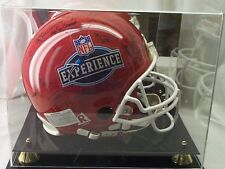 AUTHENTIC 2006 TOPPS SUPER BOWL XL 30+ SIGNED FULL SIZE HELMET W/DISPLAY, JSA